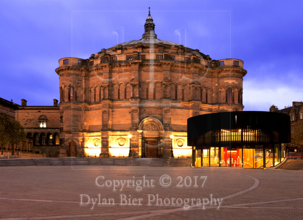 The McEwan Hall