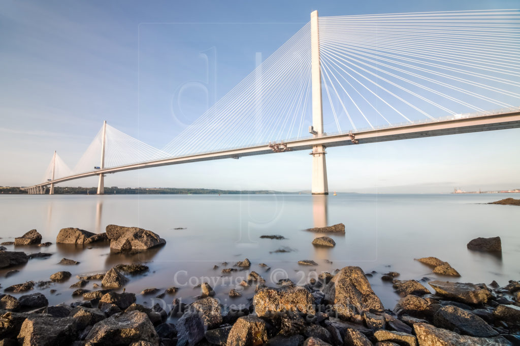 The Queensferry Crossing 1 (Colour)