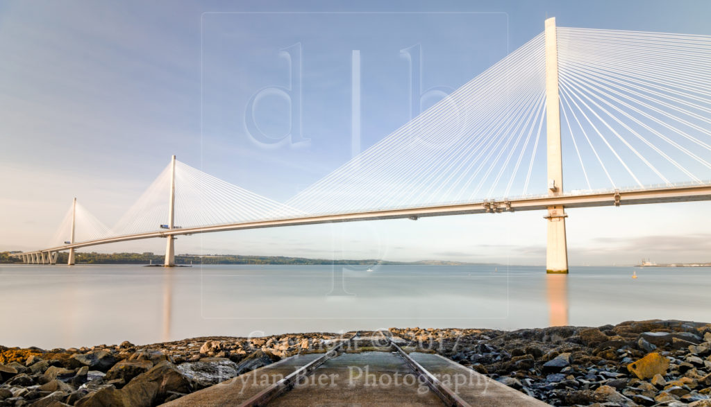 The Queensferry Crossing 2 (Colour)