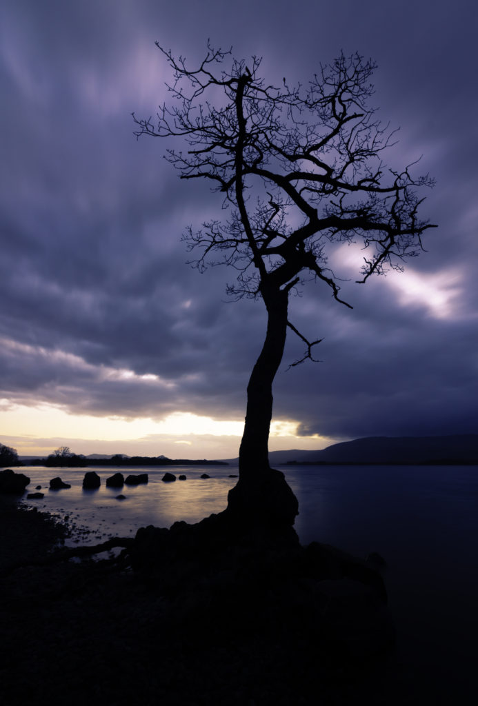 Sunset on Loch Lomond 2